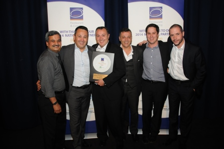 Restaurant of the Year Award